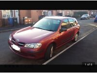 Cheap automatic Nissan primera