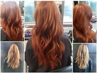 Hair colour at Aveda Holborn institute!