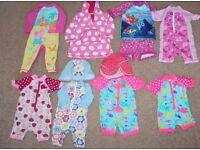 Baby Girls Swimwear Bundle (3-24m)