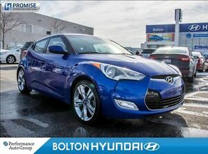 2013 Hyundai Veloster Tech Pkg|PanoRoof|Navi|Camera|Bluetooth