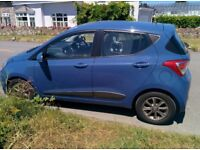 2014 Manuel Hyundai i10 Premium, 1.2 Petrol for sale, £7,500 open to offers.