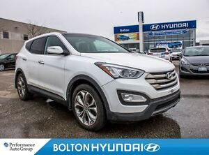 2013 Hyundai Santa Fe Sport 2.0T SE|Leather|PanoRoof|Camera|Star