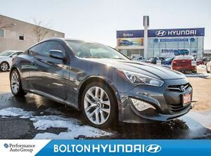 2013 Hyundai Genesis 2.0T Premium Auto|Leather|Sunroof|Navi|Blue