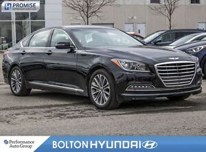 2015 Hyundai Genesis 3.8 AWD|9022Km's|Off Lease|Leather|NAVI|Cam