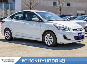 2016 Hyundai Accent -PENDING DEAL-GL|Off Lease|Bluetooth|Heated