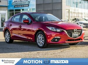 2014 Mazda MAZDA3 GS Sunroof Heated Seats