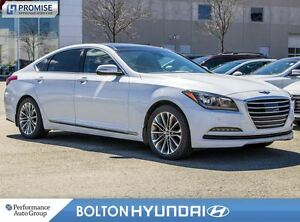 2015 Hyundai Genesis 3.8 Technology Off Lease Leather PanoRoof C