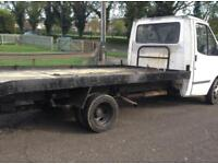 Ford transit recovery truck £995