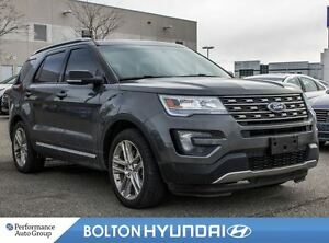 2016 Ford Explorer XLT AWD|Leather|PanoRoof|Navi|Camera|Sync
