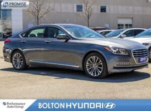 2015 Hyundai Genesis 3.8 Luxury. Leather. NAVI. Panoroof. Camera