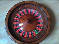 American Roulette Wheel (Full size)