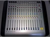 soundcraft spirit es mixer