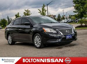 2013 Nissan Sentra 1.8 SV|Moon Roof|Heated Seats|Accident Free