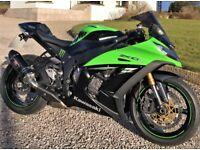 2014 Kawasaki ZX10R - Stunning Low Mileage Bike