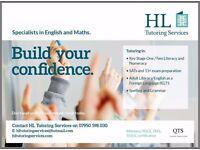 Experienced primary school teacher available for KS1/KS2 tuition