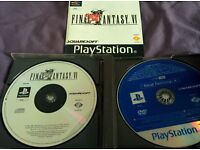 Final Fantasy VI for the PlayStation 1