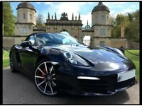 2013 PORSCHE BOXSTER S PDK Sports Chrono and Switchable sports exhaust