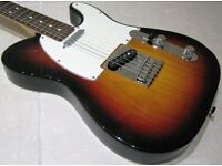 Fender Telecaster USA Standard. Showroom Condition.