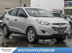 2013 Hyundai Tucson GL AWD|45782 Km|Heated Seats|Bluetooth|Cruis