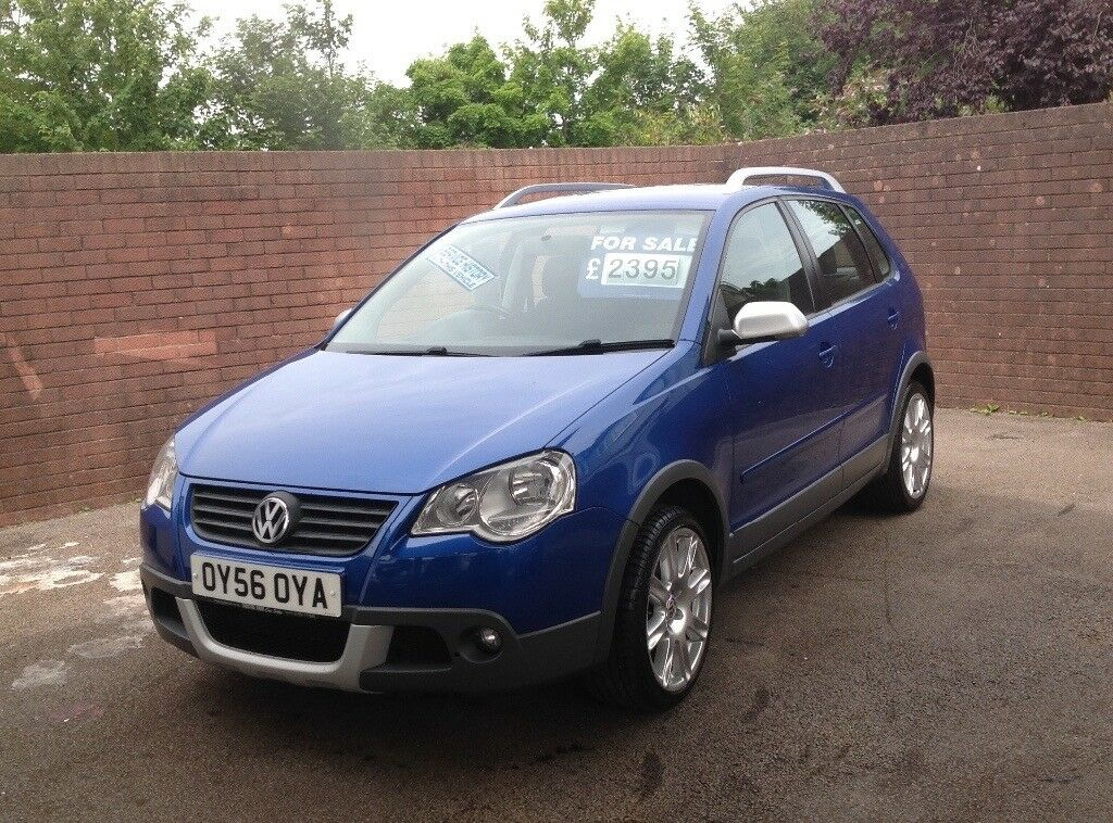 Volkswagen Polo Dune 1.4 TDI, full service history,very economical