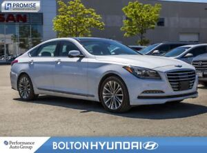 2015 Hyundai Genesis 3.8 Technology. Leather. NAVI. Panoroof