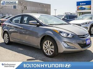 2014 Hyundai Elantra GLS 45448 km's|SunRoof|Bluetooth|Heated Sea
