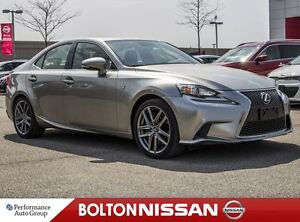 2016 Lexus IS 300 F-Sports S2 ,AWD,Leather Moon Roof NAVI
