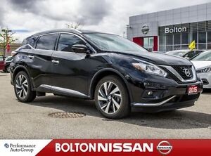 2015 Nissan Murano Platinum Leather Panoroof Accident Free