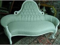 Stunning Refurbished Victorian Sofa - WE CAN DELIVER