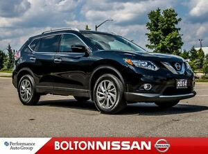 2014 Nissan Rogue SL LEATHER PANORAMIC ROOF