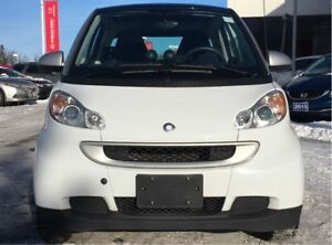 2009 smart fortwo Pure cpe - ACCIDENT-FREE, TRADE-IN