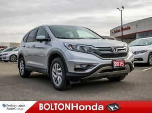 2015 Honda CR-V EX-L|Leather|Heated Seats|AWD