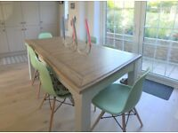 Set of 6 Eames-Style Dining Chairs
