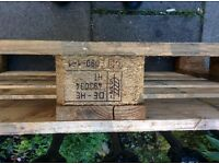 Wooden Pallet - ideal for use on allotment