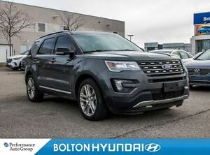 2016 Ford Explorer XLT AWD Leather PanoRoof Navi Camera