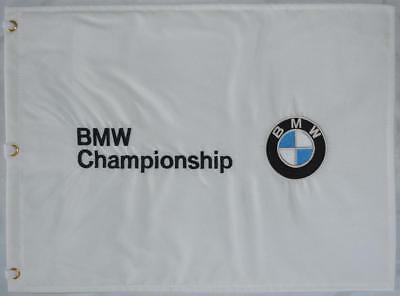 BMW CHAMPIONSHIP Embroidered GOLF FLAG (Fed Ex Cup) ()