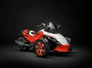 2015 can-am Spyder RS-S Special Series -