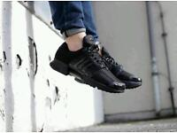 Adidas ClimaCool Black Size 8 UK NEW Boxed Clima Cool Running Trainers Boots not Nike Puma Reebok