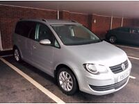 VW Touran Match 7 seater- 10 reg - great condition- new timing belt, breaks, oil, suspension