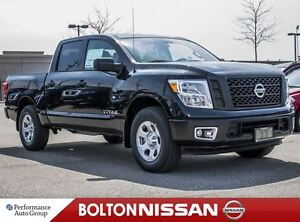 2017 Nissan Titan S|Leatherette|AWD|Bluetooth