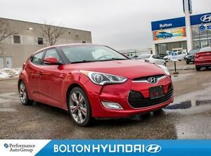 2014 Hyundai Veloster Tech|Leatherette|Navigation|Panoroof|Camer