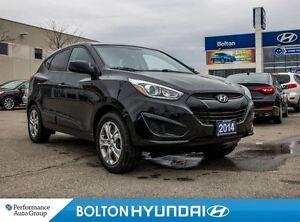 2014 Hyundai Tucson GL AWD 66920 km's|Bluetooth|Heated Seats|Cru
