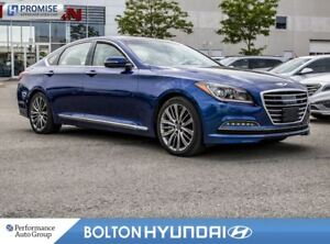 2015 Hyundai Genesis 5.0 Ultimate. Off Lease. Leather. PanoRoof.
