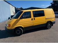 VW T4 Transporter 2.5td perfect for conversion
