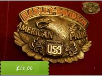 American collectors Buckle