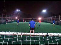 FIVE A SIDE IN BARNES - WEDNESDAY EVENING - 2 HOURS - FRIENDLY FOOTBALL - ONLY £10