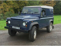 Land Rover DEFENDER 90 2.4 Tdi Hard Top 3dr