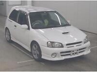 WANTED Toyota Glanza V ( Bmw Peugeot Citroen VW )