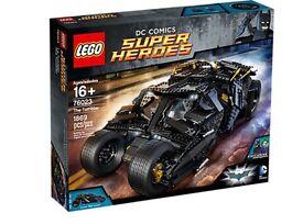 Lego Batman The Tumbler 76023 DC Super Heros Brand New Sealed Box
