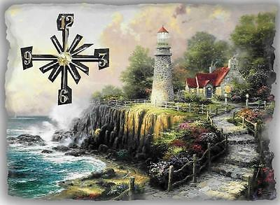 Lighthouse  wall clock   They make great gifts